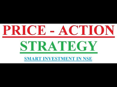 Price Action Strategy Trading || Smart Investment in NSE