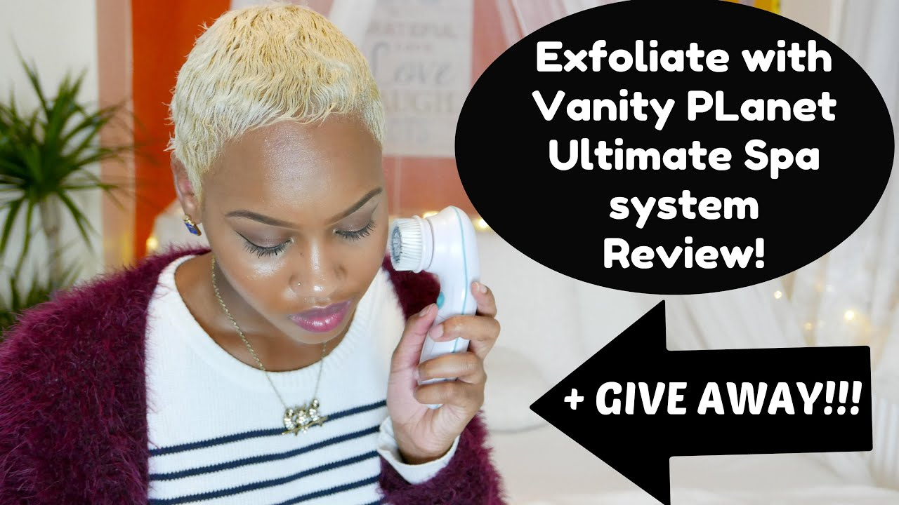 Exfoliating with vanity planet ultimate spa system review give exfoliating with vanity planet ultimate spa system review give away fight acne series 2 youtube ccuart Images