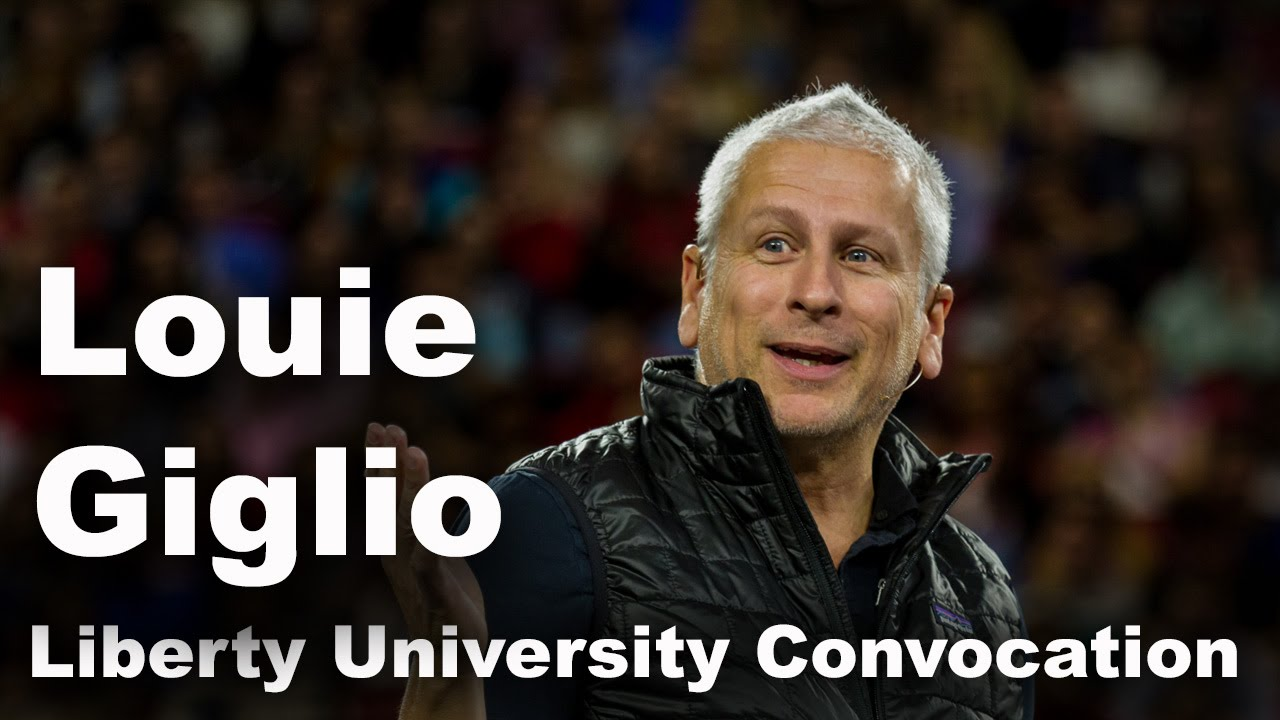 LOUIE GIGLIO IS NO HERO TO BE ADMIRED Apprising Ministries