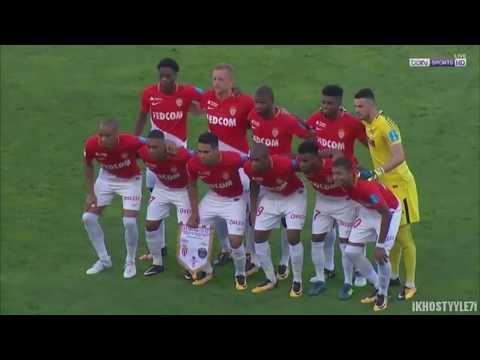 ● Djibril Sidibé ● Goals , Skills , Assists ||  Monaco - France ||