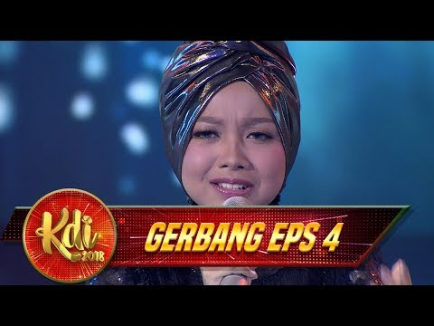 KEREN BANGET!! Niwang Tampil Dengan Lagu [ILALANG] - Gerbang KDI Eps 4 (27/7)