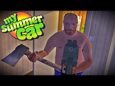 CONFLICT RESOLUTION | My Summer Car #36