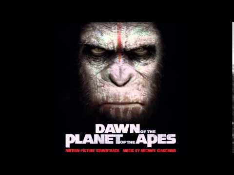 Dawn of The Planet of The Apes Soundtrack - 18. Planet of the End Credits