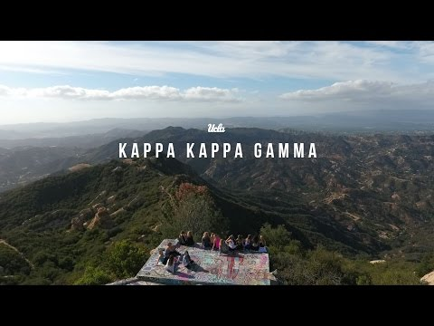 UCLA Kappa Kappa Gamma 2016