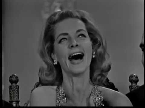 Lauren Bacall, Jason Robards, Danny Kaye--Best Things in Life are Cheap, 1965 TV