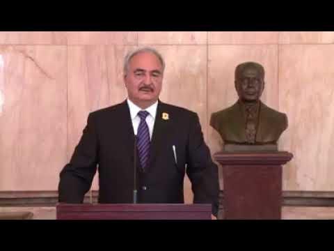 Hafter à Tunis : briser la glace avec un acteur majeur de la crise libyenne