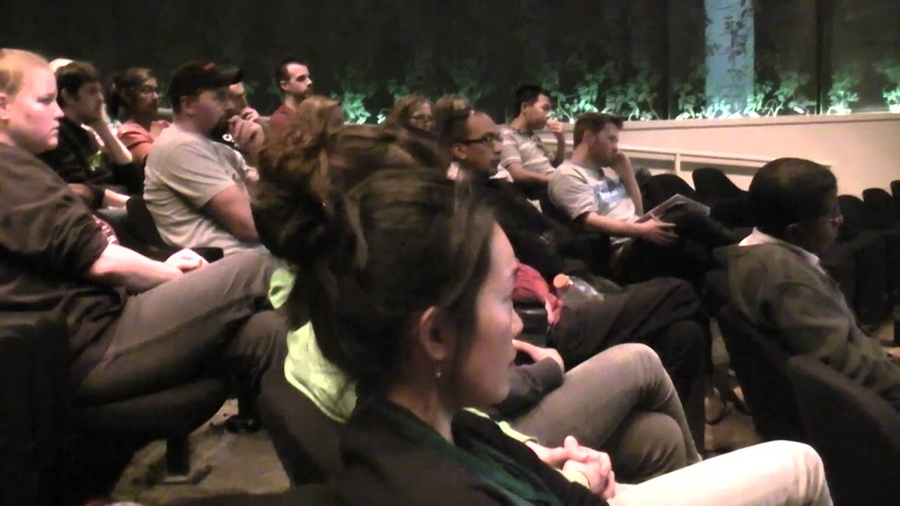 Doctoral dissertation defense video