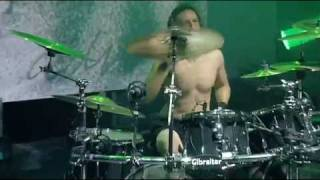 Gojira - Toxic Garbage Island (Live at Vieilles Charrues Festival 2010)
