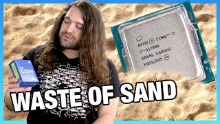 Waste of Sand: Intel Core i7-11700K CPU Review & Benchmarks vs. AMD 5800X, 5900X, More