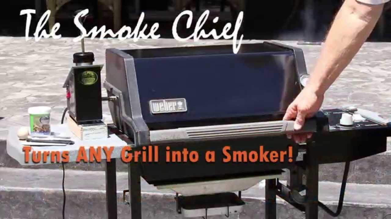 Cold Smoke Smoke Maker