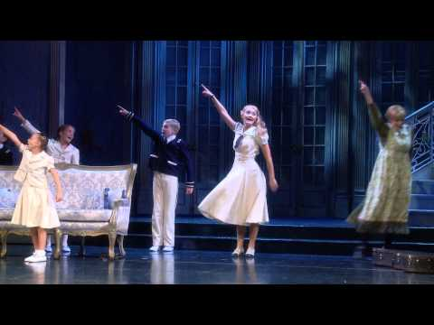 The Sound of Music Tour 2014 - Montage