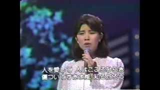 """""""すきま風""""は、森昌子さんの素直な歌唱が心にしみ、新たな命を吹き込ま..."""