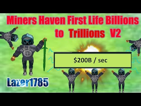 Miners Haven First life Billions to Trillions (FAST)