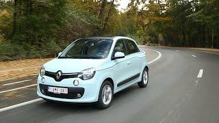 Essai vidéo Renault Twingo