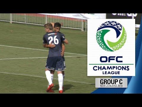 2018 OFC CHAMPIONS LEAGUE GROUP C | AS Venus v Auckland City FC Highlights