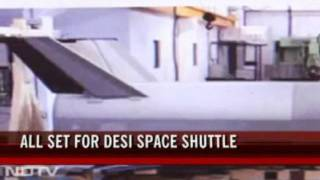 India developing an indigenous Space Shuttle for satellite launches [NDTV Report]