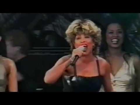 Tina Turner - I Want To Take You Higher - Live 2000