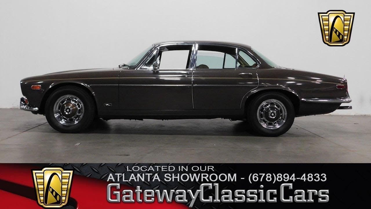 1972 Jaguar XJ6   Gateway Classic Cars Of Atlanta #649