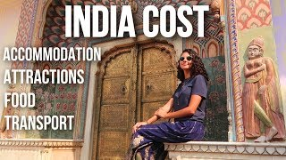 INDIA TRAVEL GUIDE & COST: HOW EXPENSIVE IS INDIA?