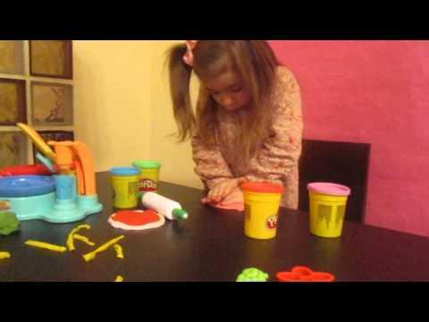 Play doh flip 39 n serve breakfast play doh cocina para desayunos youtube - Cocina play doh ...