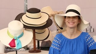 Panama Hats - Why are they so famous and where are they made  2d35cf25db13