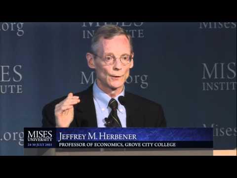Capital and Interest | Jeffrey M. Herbener