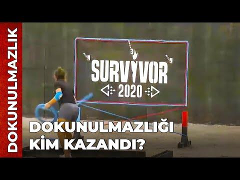 Dokunulmazlık Oyunu 2. Kısım | Survivor 2020