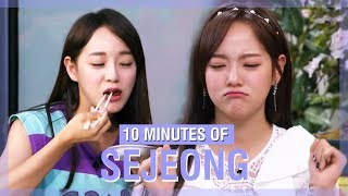 Download lagu 10 MINUTES OF GUGUDAN SEJEONG'S FUNNY MOMENTS