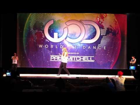 World of Dance New York 2012 - Chachi...