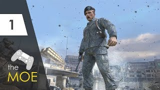 #1 - Прохождение Call of Duty: Modern Warfare 2 🎥 - НАЧАЛО