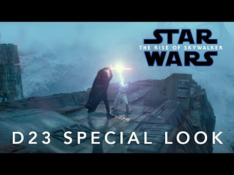 Adam Gubernath - Star Wars: The Rise Of Skywalker | D23 Special Look