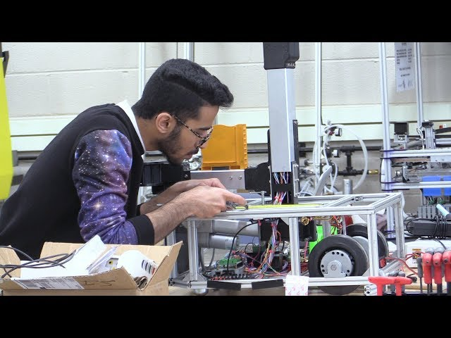MTSU True Blue Preview: Mechatronics Engineering