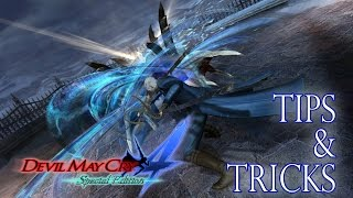 Devil May Cry 4 Special Edition - Using Air Trick