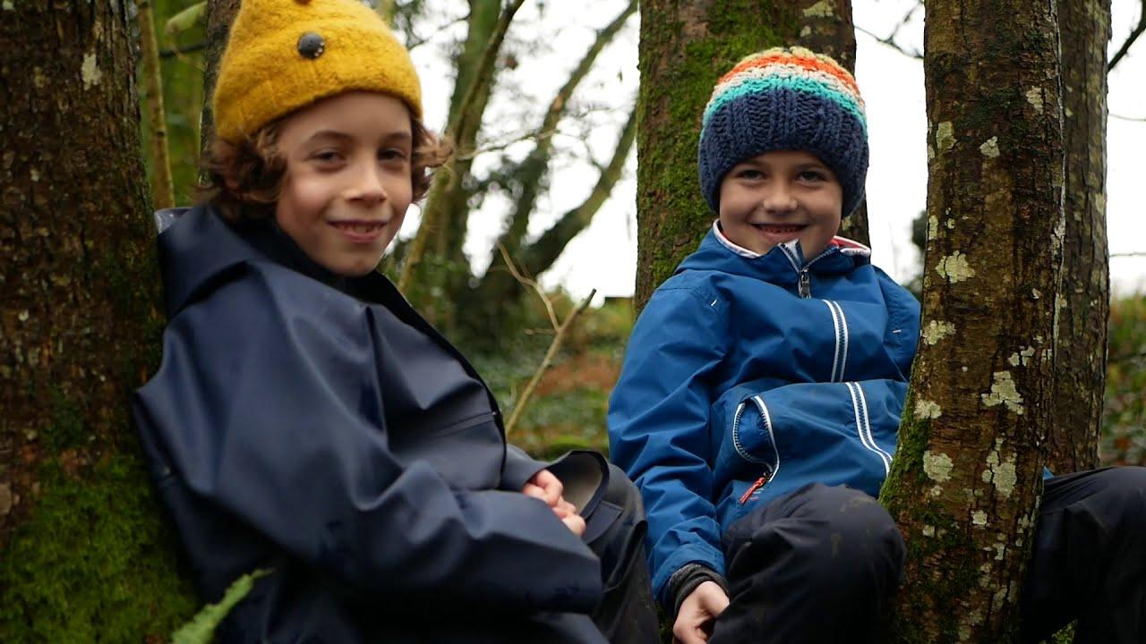 Les pieds sur Terre - Episode 1/6 | Forest School