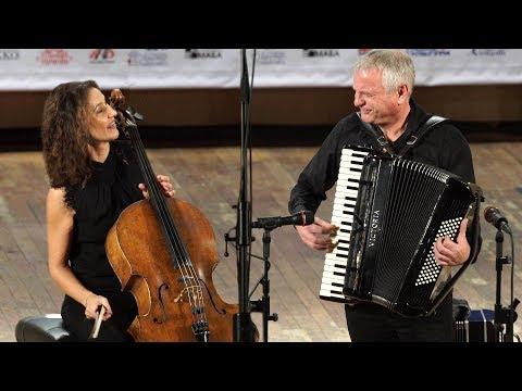 Klaus Paier (accordion) & Asja Valcic (cello) / Клаус Пайер, аккордеон & Ася Вальчич, виолончель
