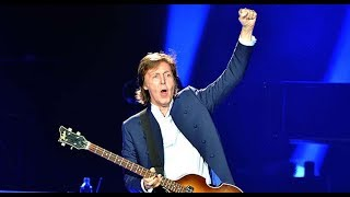 Paul McCartney Centre Videotron 2018