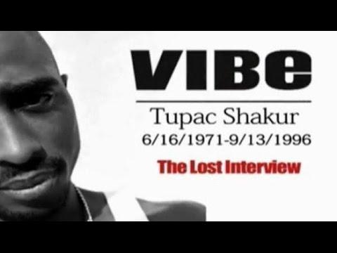 2Pac : Vibe The Lost Interview FULL Version [Interview Traduite en français]