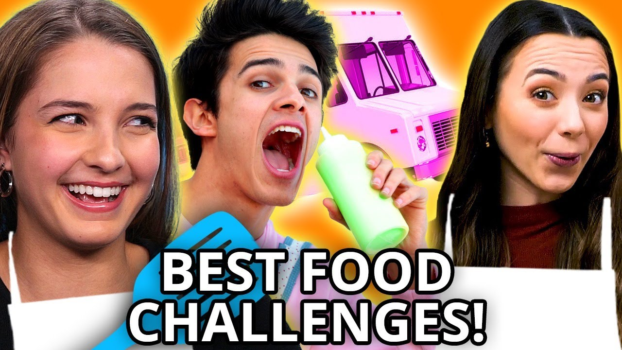 TOP FOOD COOKING FAILS Compilation - Funniest Moments w/ Brent & Lexi Rivera, Merrell Twins, & MORE!