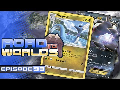 BREAKING THE RULES: Darkrai EX/Dragonair INFINITE ENERGY deck! [Pokemon TCG Online]