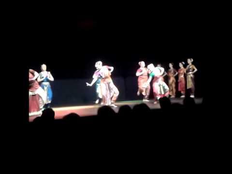 Bharatanatyam dance ... very mystical:)