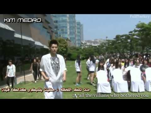 EXO K-  Peter Pan ( Arab ic Sub )  Acapella .