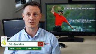 Simulate like The Masters with SOLIDWORKS Simulation
