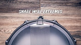 Ep. 41 How Snare Wire Count Affects Sound