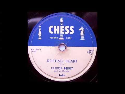 Chuck Berry - Drifting Heart 78 rpm!