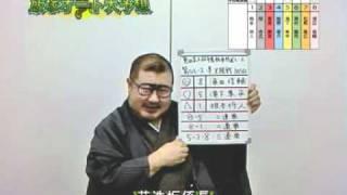 2012年1月5日(木)飯塚オート第12Rの予想動画です。 出演:芋洗坂係長.