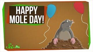 Happy Mole Day!