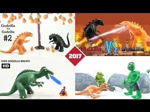 Godzilla vs Godzilla - Godzilla vs. King Kong 2017 ...