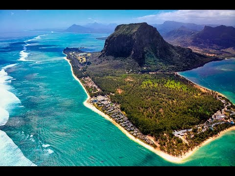 Mauritius location on the World Map |Mauritius