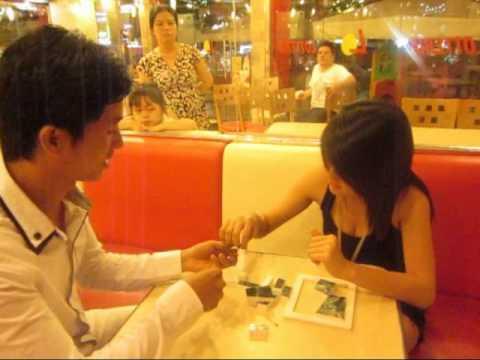 Hoa hồng tặng em-Nguyễn Phương shop dụng cụ ảo thuật 0918003216