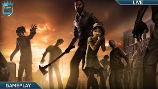 Telltale's The Walking Dead Season 1! | Episodes 1, 2 and 3 LIVE!